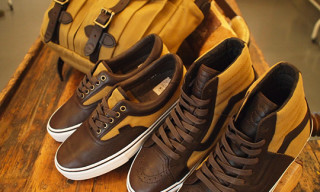 Vans Vault x Filson Fall 2010 – Sk8 Hi and Era