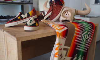 Vans Vault x Taka Hayashi x Pendleton Fall 2010 – Sk8 Hi and Slip-On