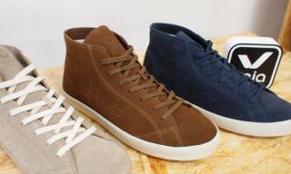 Seek Summer 2010 – Veja High Top Sneakers Spring 2011