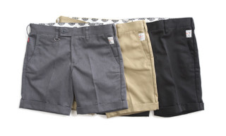 Victim x Dickies Chino Shorts