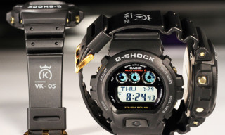 24 Kilates x G-Shock 5th Anniversary DW-6900