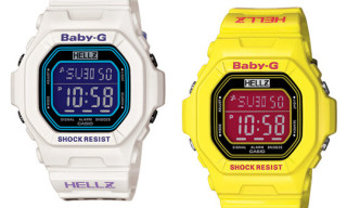 Baby-G x Hellz Watches