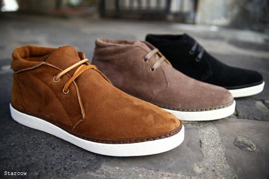 BePositive Chukka Boots Fall/Winter 2010 | Highsnobiety