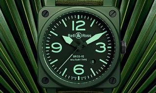Bell & Ross BR03-92 Military Ceramic