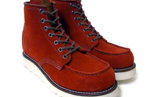 Cedar Crest x Ubiq Moc Toe Boot