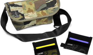 Futura Laboratories x Crank Bags Fall/Winter 2010