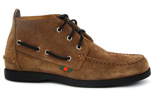 Gucci Boat Shoe Mid Fall/Winter 2010