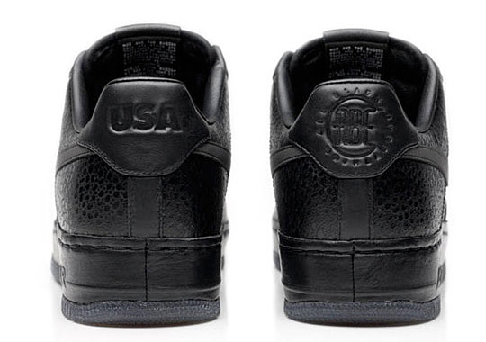 a546eda83 50%OFF Jay Z x Nike Air Force 1   All Black Everything   Collection ...