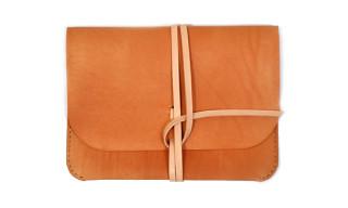 Kenton Sorenson Leather iPad Portfolio