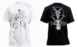 "MASH x PAM ""Magic Lantern"" T-Shirt"