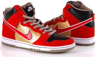 "Nike SB Dunk High ""Tecate"" – A Closer Look"