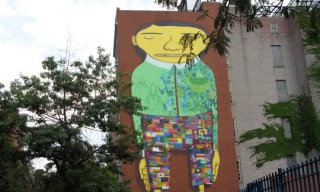 "Os Gemeos and Futura ""Giant Project"" NYC – Update"