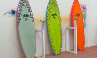 S/Double by Shawn Stussy Surf Boards