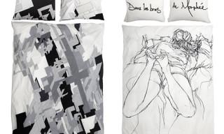 WeSC Bed Linen Fall 2010 – Delta & Mode2