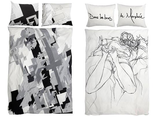 Art Bed Sheets