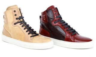 YSL High Top Sneakers Fall/Winter 2010