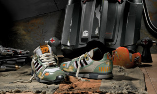 "adidas Originals x Star Wars Fall/Winter 2010 ""Boba Fett"" ZX 800"