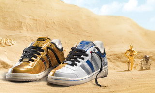 "adidas Originals x Star Wars Fall/Winter 2010 Top Ten ""R2-D2 + C-3PO"""