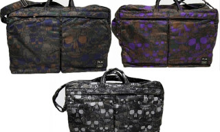 Alexandre Herchcovitch x Medicom Fabrick x Porter Bag Collection