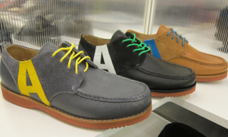 Agenda Summer 2010 – Alife Spring 2011 Footwear Preview