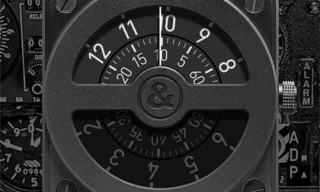 Bell & Ross BR 01-92 Compass Watch