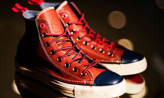 Cody Hudson for Converse(RED) Chuck Taylor High