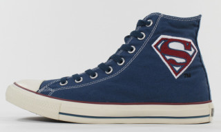 Converse x DC Comics Spring 2011 Footwear Collection