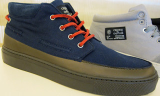 Agenda Summer 2010 – Crooks & Castles Spring 2011 Footwear Collection