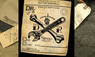 Dr. Romanelli x Anachronorm Fall/Winter 2010 Collection Preview
