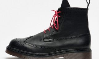 Fifth Avenue Shoe Repair Punk Boots Fall/Winter 2010