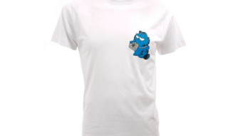 """Gasius x colette """"Garfield"""" T-Shirt"""