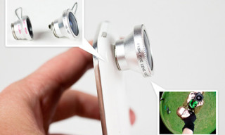 Jelly Lens – Mobile Phone Mini Camera Lenses