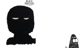 "Jody Barton ""Black Masters"" Book by Nieves"