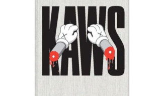 Kaws Book by Rizzoli – New Cover Art