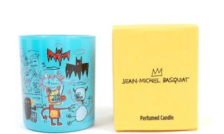 Ligne Blanche x Jean-Michel Basquiat Candle