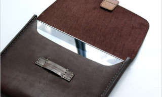 Makr Leather iPad Cases