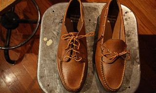 Mark McNairy x Bass Weejuns Spring/Summer 2011 Footwear