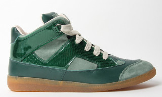 Martin Margiela Mid Top Sneaker Fall/Winter 2010