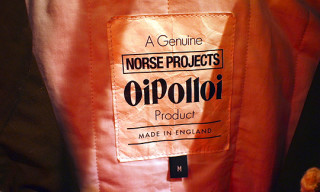 Norse Projects x Oi Polloi Parka Fall/Winter 2010
