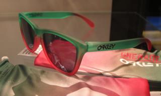 Agenda Summer 2010 – Oakley x Grenade Frogskins
