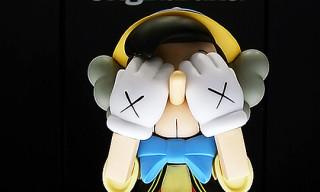 Original Fake KAWS Pinocchio and Jimmy Cricket Toys Announced
