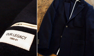 Our Legacy Fall/Winter 2010 Collection