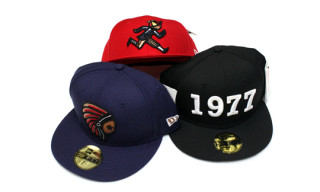 Play Cloths Fall 2010 New Era Caps
