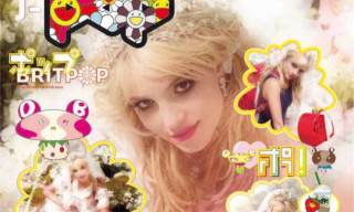 Pop Magazine x Britney Spears x Takashi Murakami Covers – A Closer Look