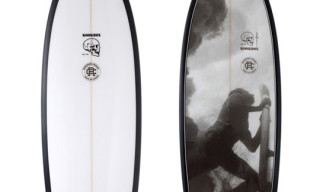 Reigning Champ x Kookbox Surfboards – Hoodies and Surfboards
