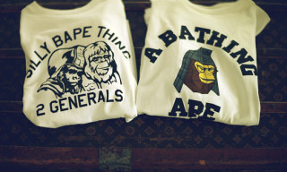 "Silly Bape Thing ""Two Generals"" – First Delivery"