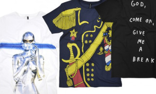 Sixpack Artist Collection Fall/Winter 2010 – Hajime Sorayama, Robert Crumb, Todd James