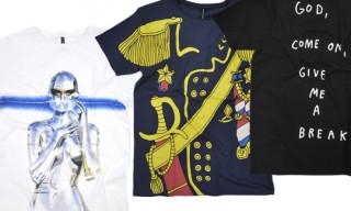 Sixpack Artist Collection Fall/Winter 2010 – Hajime Sorayama, Robert Crumb, Todd James