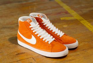more photos 9cb21 993f6 size x Nike Sportswear Blazer - Orange Colorway  Highsnobiet