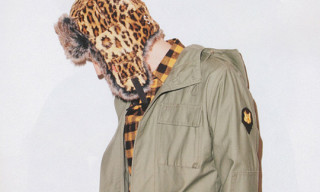 Supreme Fall/Winter 2010 Collection Editorial